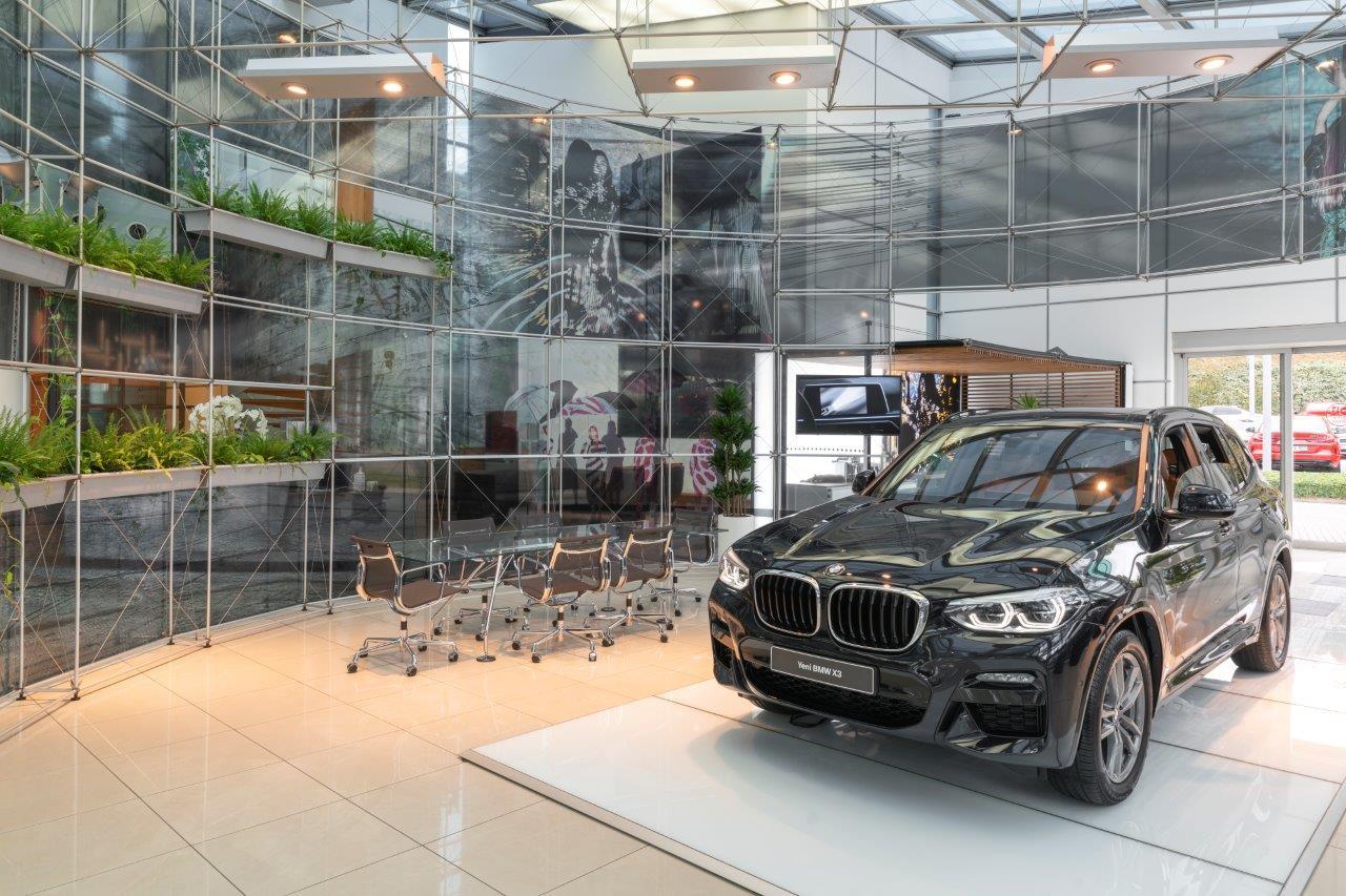Borusan BMW Showroom