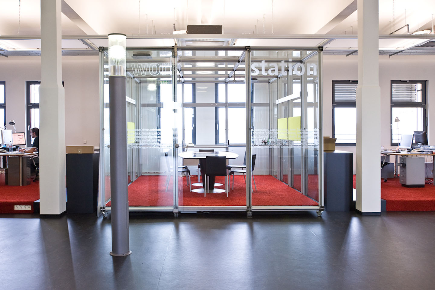 Separated Offices
