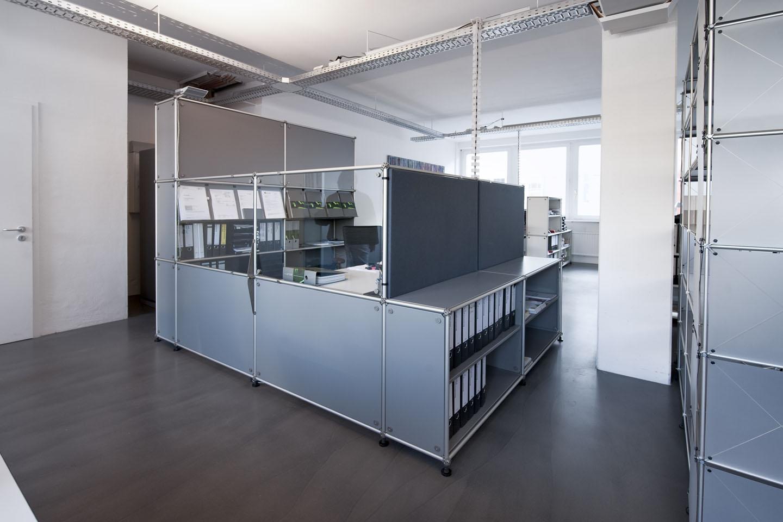 Bölümlenmiş Ofisler